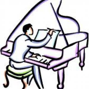 专业教授乐理,作曲,电子和计算机音乐制作