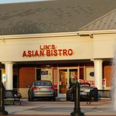 lin's asian bistro