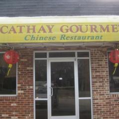 cathay gourmet chinese restaurant