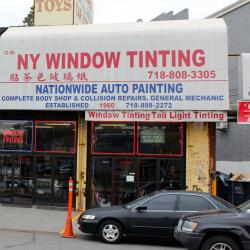 ny window tinting