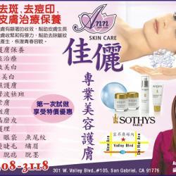 ann skin care