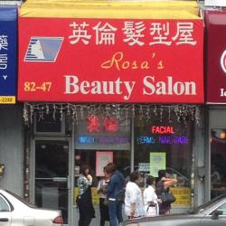 rosa's beauty salon