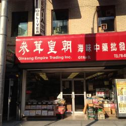 GINSENG EMPIRE INC