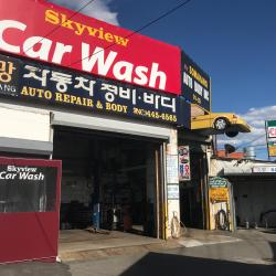 SKYVIEW CAR WASH